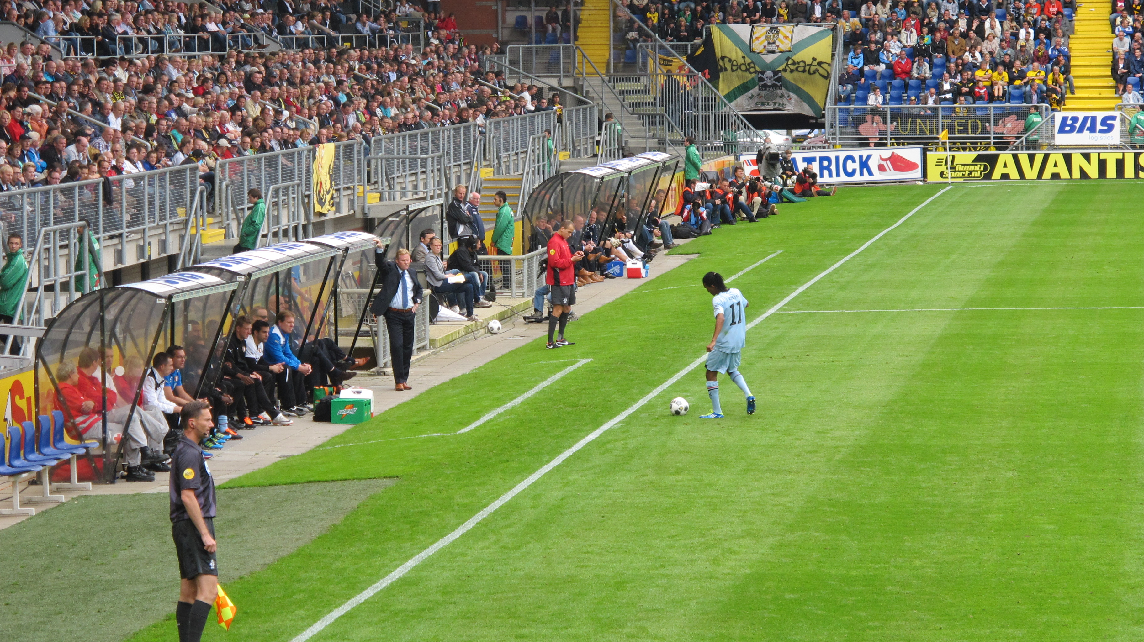 Thefootyblognet My Time In Holland
