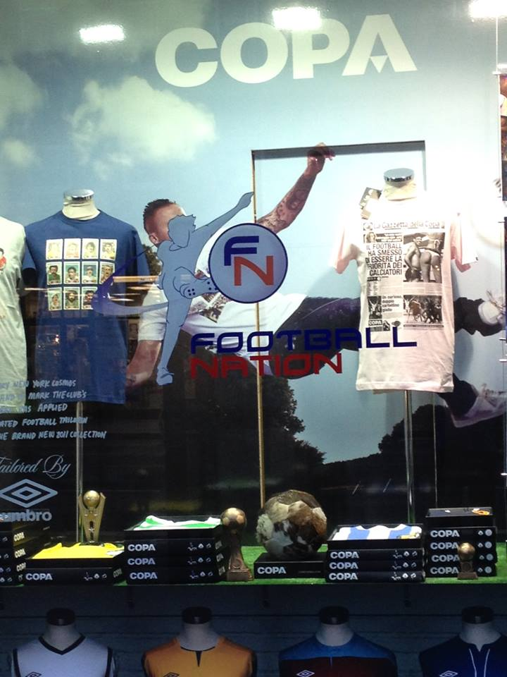 Football Nation Window
