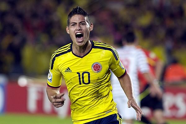 James-Rodriguez