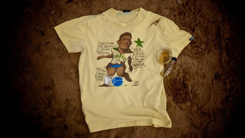 Garrincha Tshirt