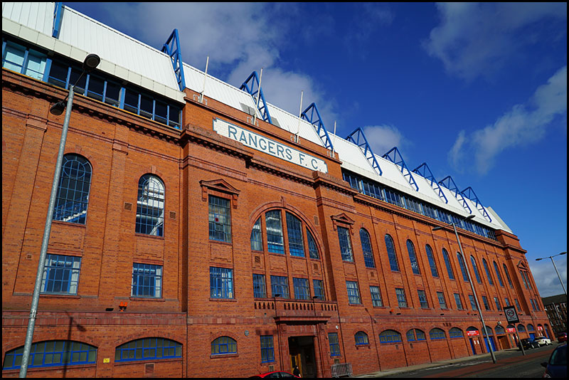 Ibrox Front