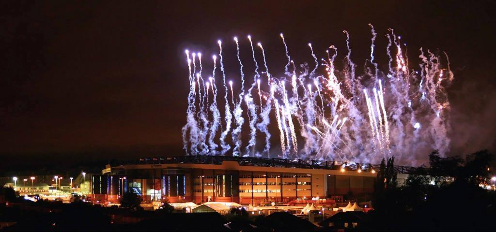Hampden Fireworks