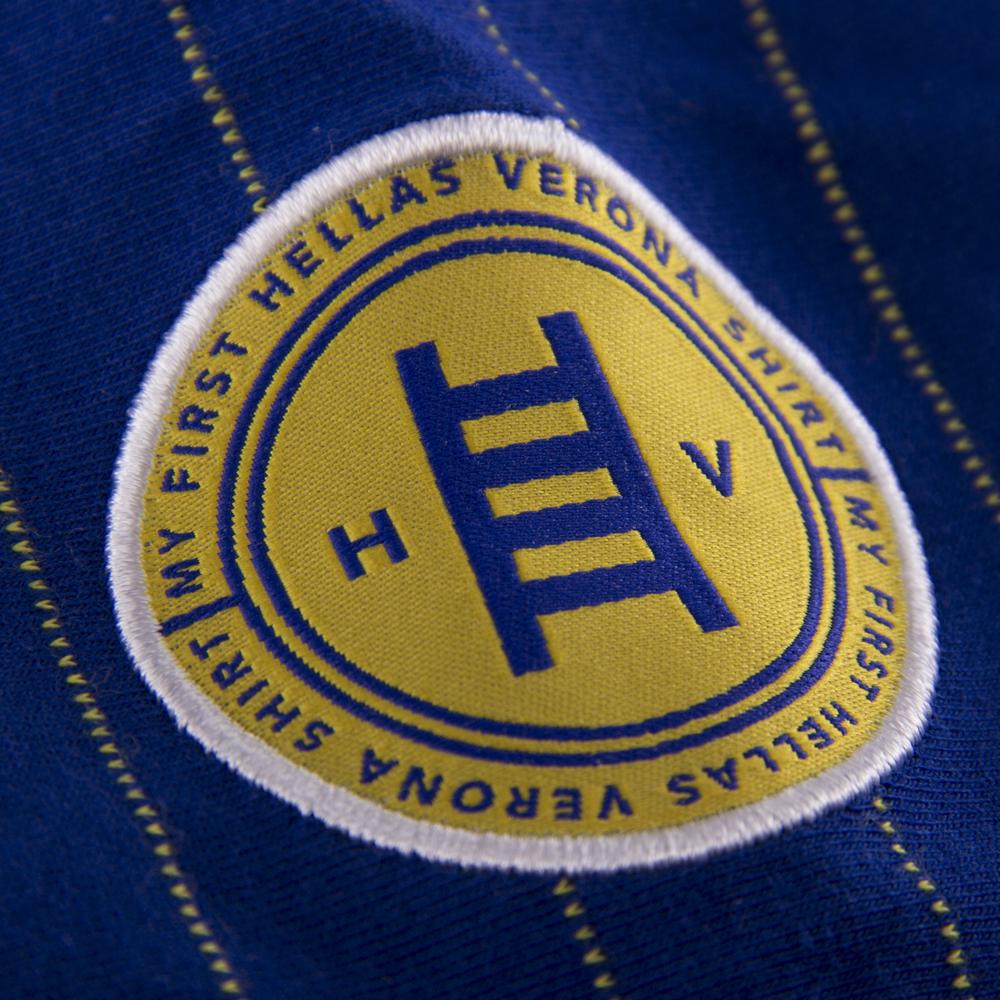 8505 Hellas Verona FC 1984-85 Logo