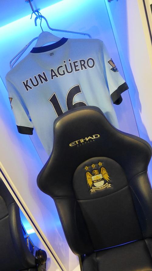 Aguero Seat