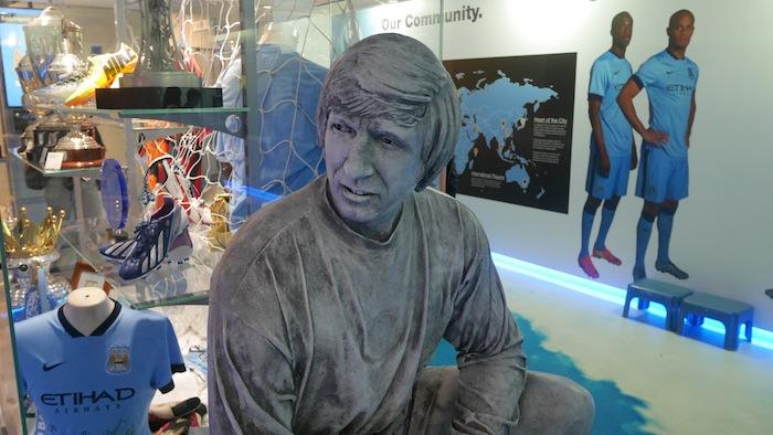 Colin Bell Statue