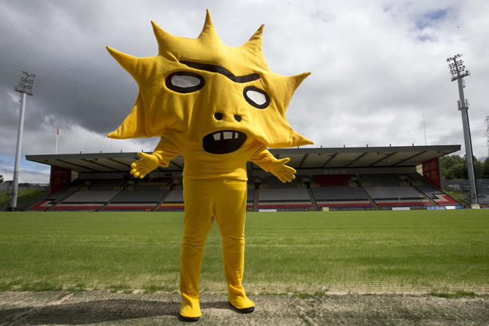 Credit: Partick Thistle Football Club