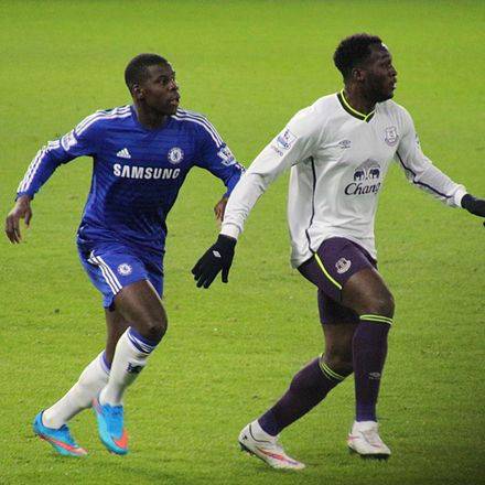 Lukaku Everton/Chelsea