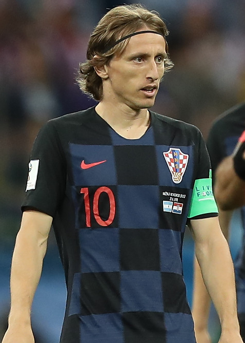 free shipping 35960 6ce21 Luka Modric Has Been The Star Of The World Cup So Far ...